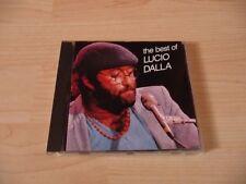 CD Lucio Dalla - The Best of Lucio Dalla - 12 Songs - 1983