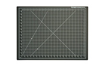 """Dahle Vantage 10672 Self-Healing Cutting Mat, 18""""x24"""", 1/2"""" Grid, 5 Layers for &"""