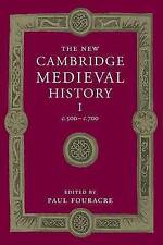 The New Cambridge Medieval History: Volume 1, c.500-c.700 by Cambridge...