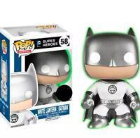 Figuine Pop Collection funko Batman White lantern 58 RARE ! EXCLUSIF EXCLUSIVE!