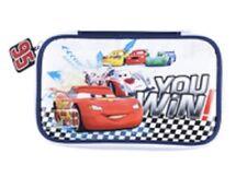 CUSTODIA BORSA DISNEY CARS NINTENDO DS 3DS XL DSI NUOVO SIGILLATO