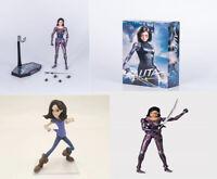 Alita Battle Angel Action Figure Toy Gift New In Box  Birthdays Gift