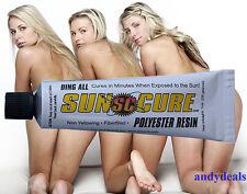 Sun Cure Fiberfill Mini Tube 1 Oz Ding All Repair Surfboard Shortboar Longboard