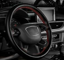 VW Golf CC Beetle Bora Jetta Up Polo Eos - Bicast Leather Steering Wheel Cover