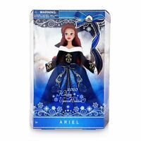 Disney Ariel Doll The Little Mermaid 2020 Holiday Special Edition FREE SHIPPING