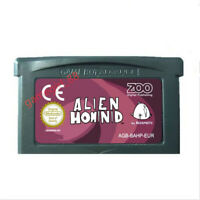 Alien Hominid Game Boy Advance GBA English Console Video Game