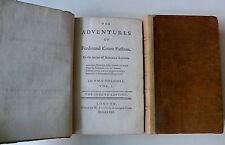 The Adventures of Ferdinand Count Fathom, Tobias George Smollett, LETTERATURA