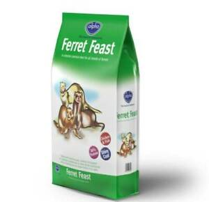 Alpha Ferret Feast Food 10kg Same Day Despatch Order before 2pm