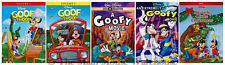 Complete Goof Troop DVD Collection A Goofy Movie & Sequel and Christmas Special