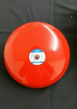 NEW Amseco Emergency Fire Alarm Bell MSB-10B-PV2 ~ 24V DC