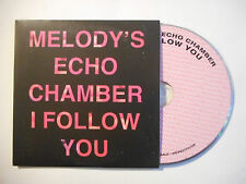 MELODY'S ECHO CHAMBER : I FOLLOW YOU ♦ CD SINGLE PORT GRATUIT ♦