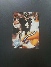 1991 Pro Set Platinum Brett Favre #290 Atlanta Falcons