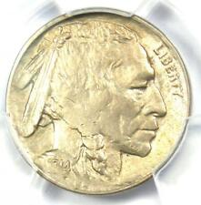 1914-D Buffalo Nickel 5C - PCGS Uncirculated Details (MS UNC) - Rare Date Coin!