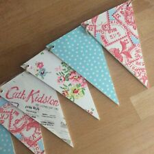 Shabby Chic. in LEGNO Flag Bunting in Cath Kidston stampe (329)