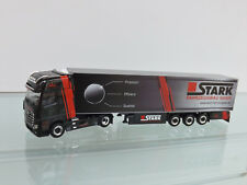 """Herpa 308380 H0 1:87 - MB ACTROS Giga Refrigerated Semi-Trailer """" Trio-Trans -"""