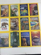 National Geographic Magazine : Complete Year (Magazines, 2009)
