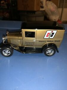 Eastwood Diecast Limited Edition Hurst 1931 Ford Panel Truck Lockable Bank NIB