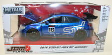 Jada 1/24 Scale Car 99089 - JDM Tuners 2016 Subaru WRX STi Widebody - Blue