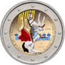2 EURO VATICAN COULEUR 2008 SAINT PAUL