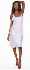NEW VICTORIA'S SECRET Very Sexy Cupro Midi Slip Gown Dress Lavender Medium