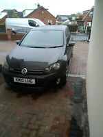 VW golf GTD TDI 170bhp only 55000 miles from new