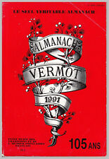 ALMANACH VERMOT 1991 TBE CADEAU ANNIVERSAIRE