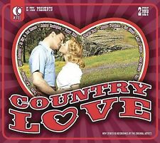 Various Artists K-Tel Presents: Country Love CD