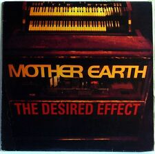MOTHER EARTH THE DESIRED EFFECT 2LP RARE 1st PRESSING