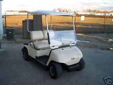 GOLF CART FLIP Windshield Fits Yamaha G14 G16 G 19 Carts 1996-2002 Old Style Top