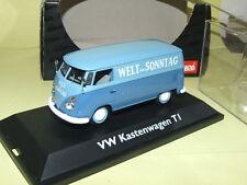VW COMBI tolé Kasrenwagen Gris SCHUCO