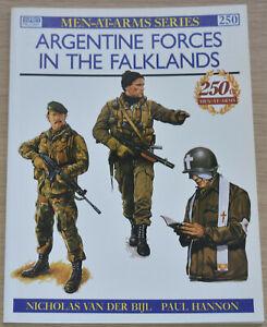 ARGENTINE FORCES FALKLANDS WAR Argentina Soldier Uniforms Osprey Men At Arms 250