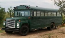 1975 International Bus - partially converted to Skoolie Or mobile business!
