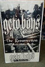 GETO BOYS Original Vintage Promotional Record Poster THE RESURRECTION