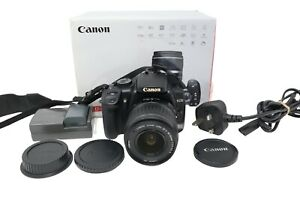 Canon 400D / Xti DSLR Camera 10.1MP with 18-55mm Lens, Good Condition