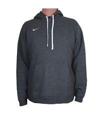 Nike Kapuzen Sweatshirt Hoody Hoodie Pullover Club 19 Grau XL 2XL