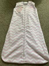Halo Sleep Sack Fleece Small 0-6 Months Pink Wearable Blanket