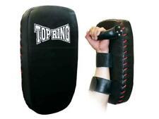"Tr 602 9"" X 16"" Leather Kick Shield top ring kicking training Mma boxing"