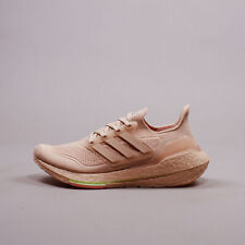 Adidas Running Ultraboost 21 Ash Pearl workout Training gym New Women FY0391