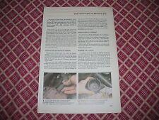MA VOITURE N°116 démarre pas LANCIA corrosion VOLVO CVT courroie distribution