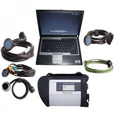MB STAR C4 BEST QUALITY DIAGNOSTIC TOOL WITH LAPTOP DELL D630