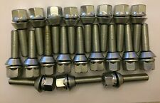 KEY TUNER INTERNAL FITS PEUGEOT 1 65.1 16 X M12X1.25 WOBBLE ALLOY WHEEL BOLTS