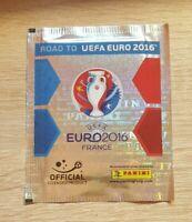 Panini 1 Tüte Road to UEFA Euro 2016 Bustina Pochette Packet Pack Sobre EM 16