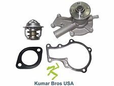 New Kubota BX2370 BX2370-1 BX24D Water Pump with Thermostat