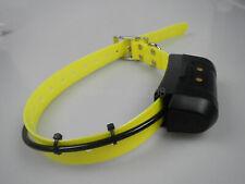 Garmin DC40 GPS dog Tracking Collar For Astro220/320 USA version Yellow strap