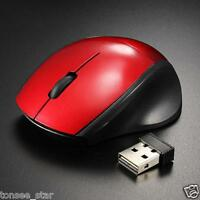 HOT!2.4GHz Mice Optical Mouse Cordless USB Receiver Mäuse Wireless For Laptop PC