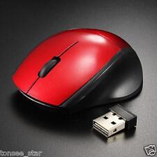 2.4GHz Mice Optical Mouse Cordless USB Receiver Maus Wireless Laptop PC Funkmaus