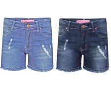 Markenlose Damen-Shorts & -Bermudas mit Denim