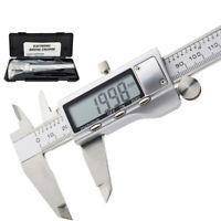 Digital Digimatic Vernier Caliper 0-100/150/200/300mm Replaceable battery1.5V