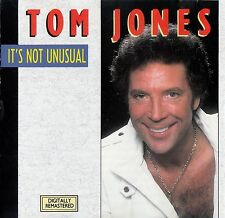TOM JONES : IT'S NOT UNUSUAL / CD