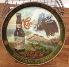 Pre-Pro Christ Diehl Brewery Tray Defiance Ohio Fort Grounds Inv-P2222